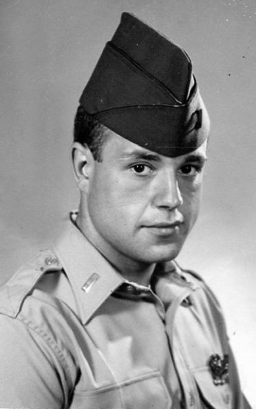 2nd Lieutenant Len Rapoport