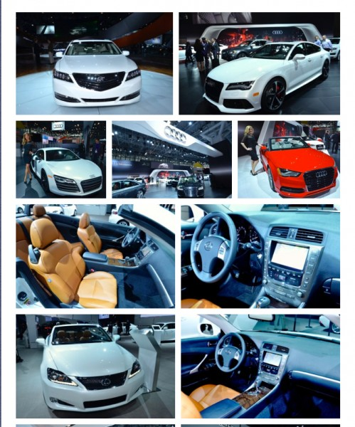 NY International Auto Show, Photo Gallery