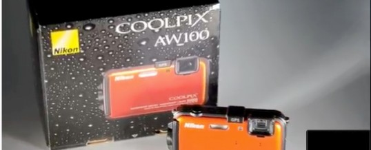 Nikon Coolpix AW 100