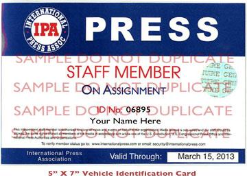 PressCarPass