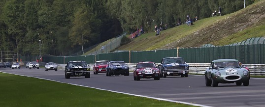 Historic Motor Racing / Spa 6 Hours