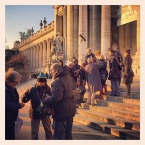 Shooting Grand Palais by Julian Lennon