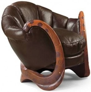 Dragon Chair by Eileen Gray