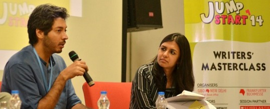 Workshops, talks and lot more at Jumpstart 2014: Lets Play!