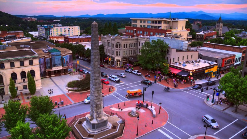 © Asheville Chamber of Commerce