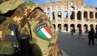 Terrorism alert in Italy: Colosseum, metro and railways watched over