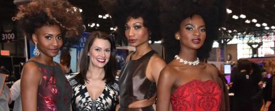 New York's International Beauty Show Celebrates It's 99th Anniversary