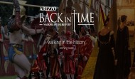Italy Arezzo: Back in Time, first time in Europe a great event multi vintage