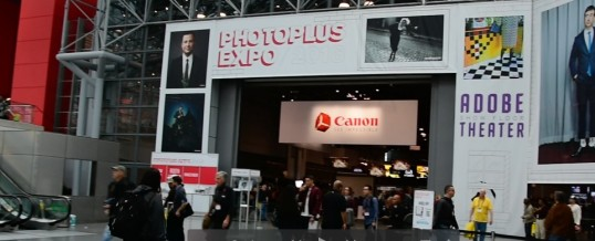 2016 PhotoPlus Expo NYC-Hot New Gear!