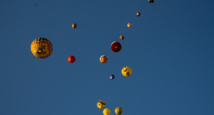 2017 QuickChek Festival Of Ballooning Best Ever