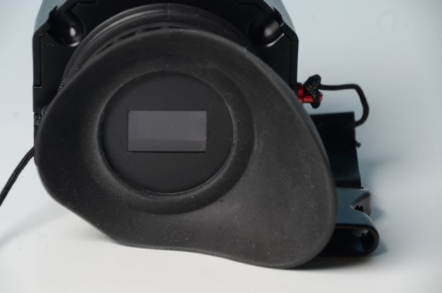 Rubber Eyecup with Sun Mask  - Click to Enlarge
