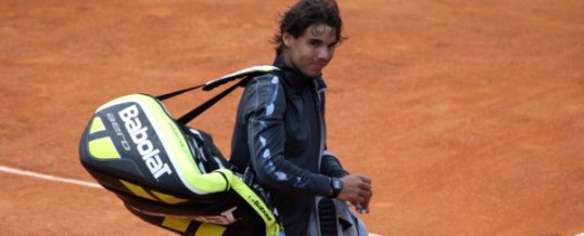 Rafael Nadal through to his 31st Masters 1000 final at the Rome Open