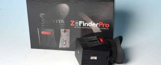 Shoot Video With A DSLR & Zacuto Z-Finder Pro Viewfinder