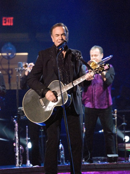 © Neil Diamond - Photo Credit Len Rapoport - IPA