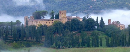 From Monaco to Umbria and meeting the Pope in Assisi