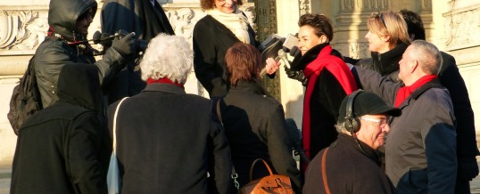 In Paris for the Final Shooting of The Price of Desire