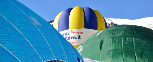 The 36th International Balloon Festival – A Festival of Colors in Château d'Oex