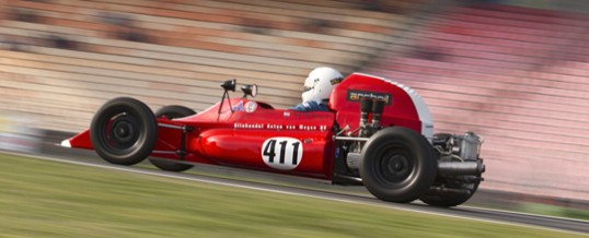 Bosch Hockenheim Historic Motor Racing – Jim Clark Revival