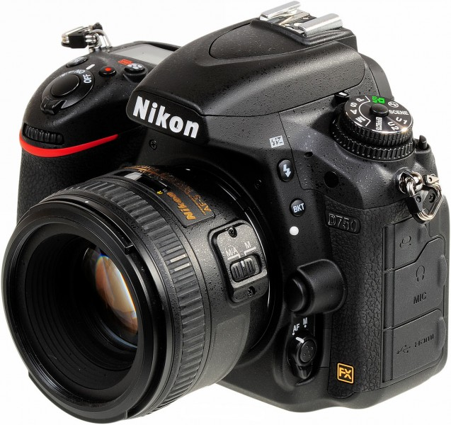 Nikon D750 Click to Enlarge