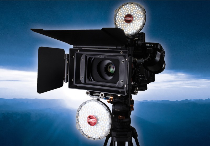 Rotolight Neo Perfect for On Camera Photo or Video