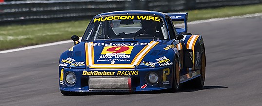 Group 5 predator, the Porsche 935
