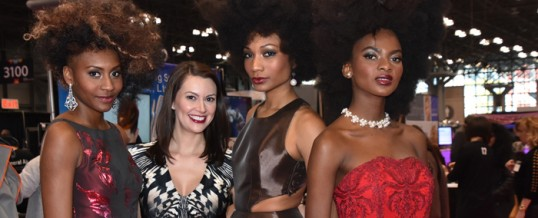 New York's International Beauty Show Celebrates It's 99th Anniversary
