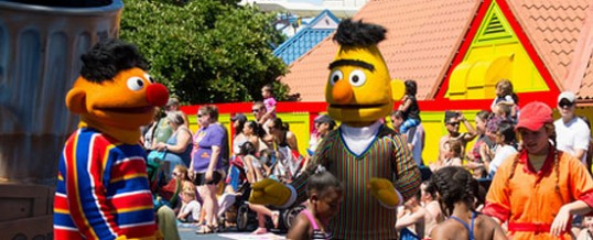 Sesame Place – Summer Fun For The Entire Family