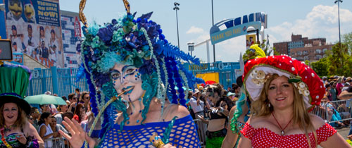 Coney Island's 34th Annual Mermaid Parade – Huge Success