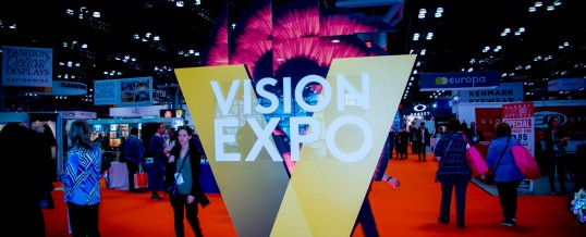 Vision Expo New York City 2018-Photos and Video