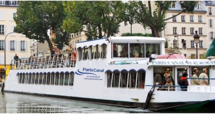 THE MOST AMAZING CRUISE IN PARIS