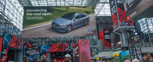 New York International Auto Show 2019 – FREE Images and Video