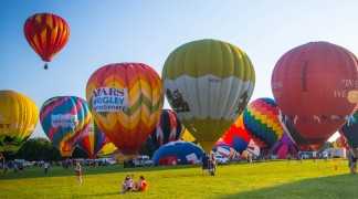 2019 QuickChek Festival of Ballooning Huge Success