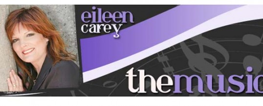 Country Star Eileen Carey rocks