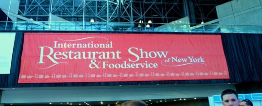 NYC International Restaurant & Foodservice Show Breaks Records